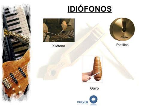 instrumentos musicales imagenes y nombres la orquesta