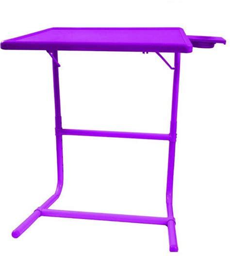 table mate ii purple platinum with double foot rest