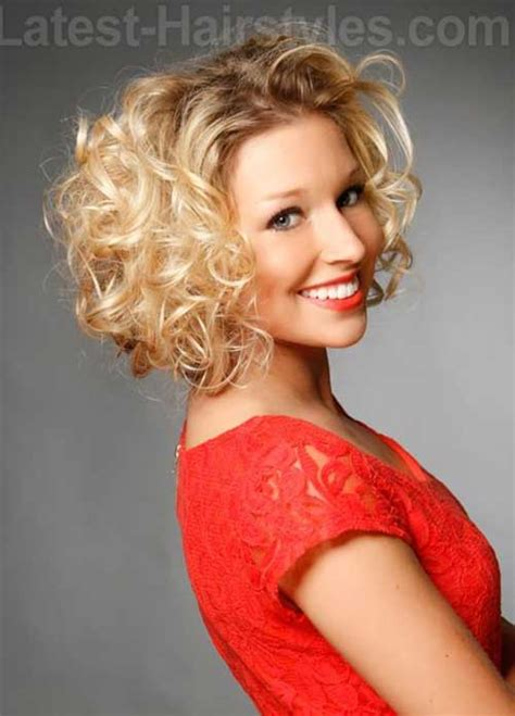 hairstyles for curly hair simple 15 easy hairstyles for short curly hair short hairstyles