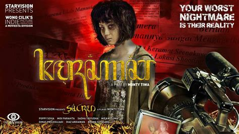 film bioskop horor indonesia 2016 film horor keramat