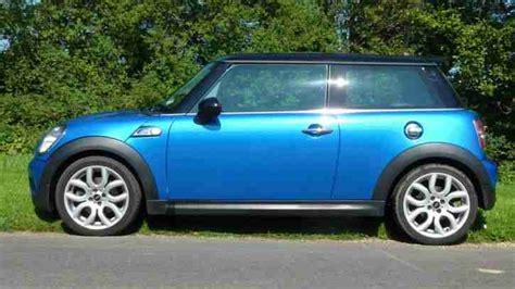 Back For Mini Blue mini 2006 cooper s laser blue hatchback r56 car for sale