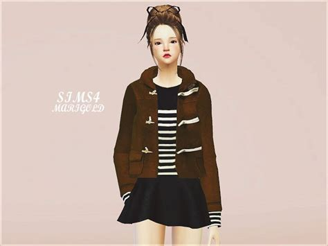 Jaket Overwatch Black T1310 4 102 best images about sims 4 kawaii on high