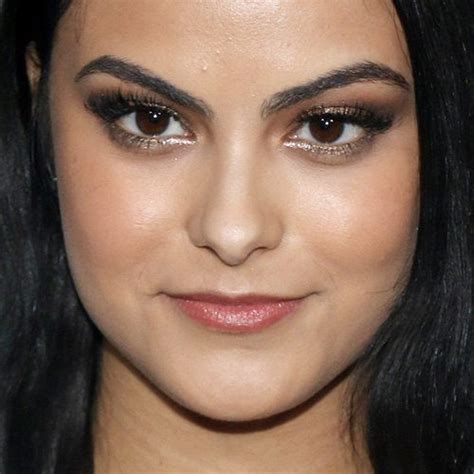camila mendes makeup photos amp products steal her style
