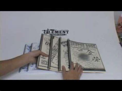 tattoo kits element sketch books element tattoo supplies youtube