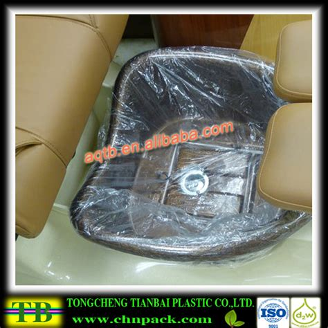 disposable plastic liner for pedicure in foot spa view