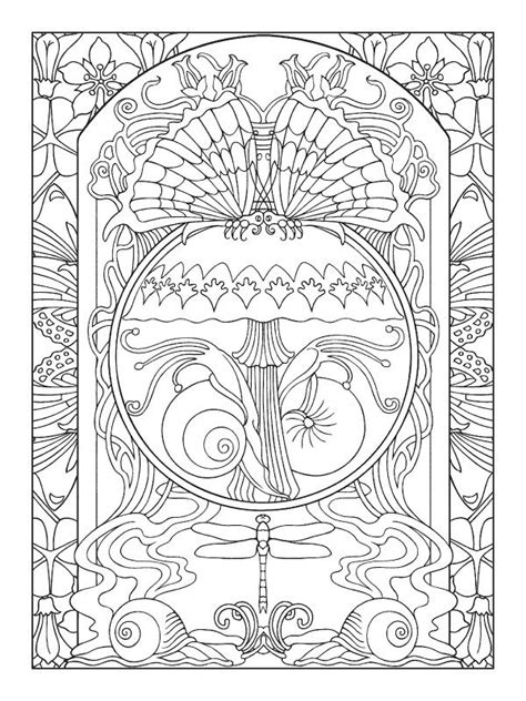 coloring book for adults stress relieving stained glass the world s catalog of ideas