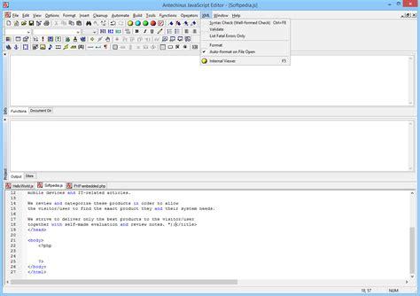 javascript layout generator antechinus javascript editor download