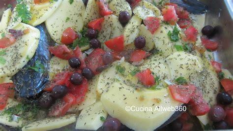 merluzzo cucina merluzzo al forno ricetta merluzzo intero al forno con patate