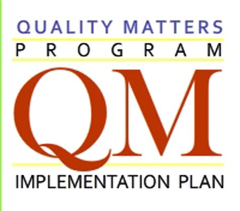 quality matters certification quality matters new mexico state alamogordo