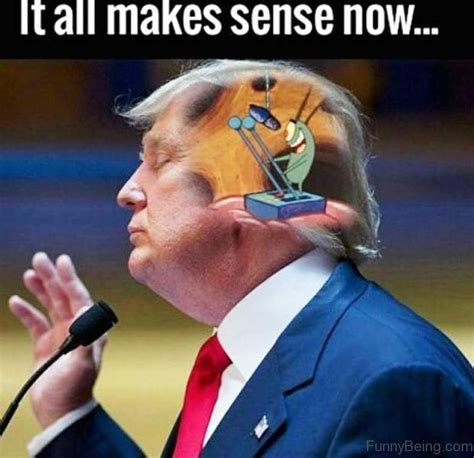 Its All Sense Now by 80 Simply Donald Memes
