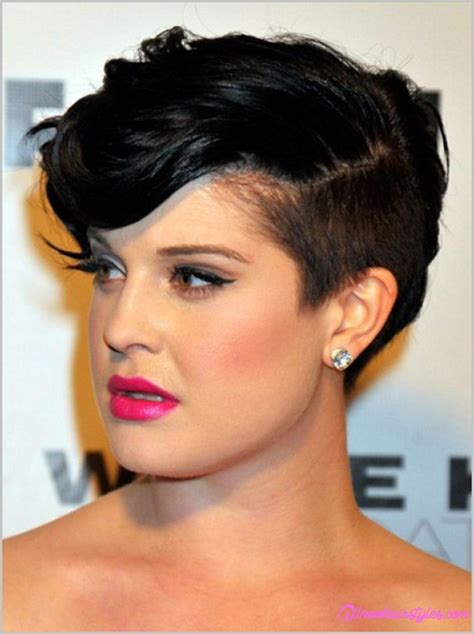 asymmetrical bob hairstyles for round faces short asymmetrical haircuts for round faces