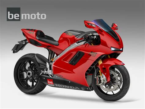 Honda Superbike 2020 by 2020 Honda Nr1000 V4 Oval Piston Concept Bike Bemoto