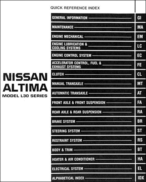 best car repair manuals 2007 nissan altima security system 2012 nissan altima wiring diagram efcaviation com