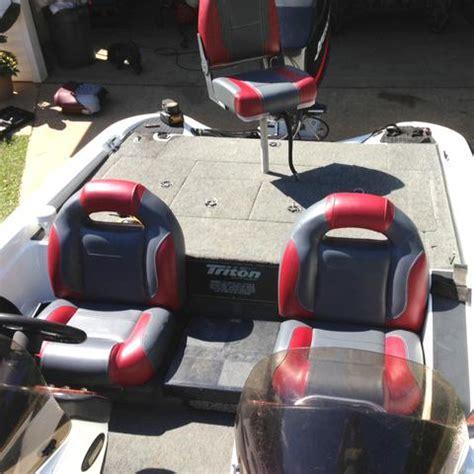 replacement triton boat seats replacement seats for triton bass boats bassboatseats