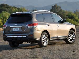 Nissan Pathfinder Reviews 2014 2014 Nissan Pathfinder Review And Spin Autobytel