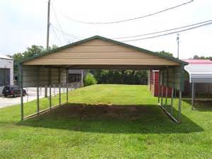 carport used metal carport