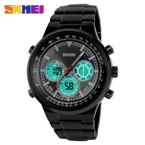 Skmei Casio Sport Ad0942 Black skmei casio sport led water resistant 50m