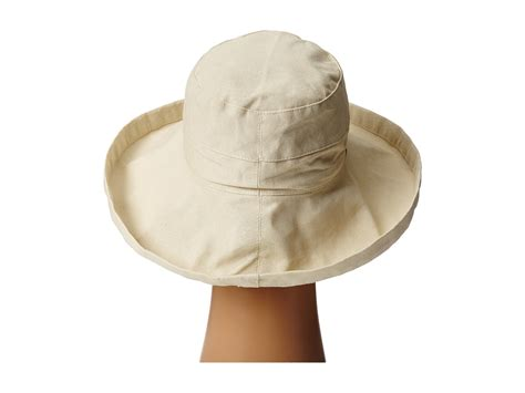 Cotton Sun Hat scala big brim cotton sun hat zappos free shipping