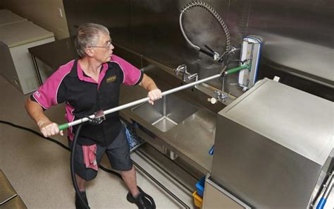 Industrial Kitchen Cleaning Services by Commercial Steamcleanz