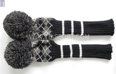 knitting pattern golf driver cover knitted golf head covers patterns images