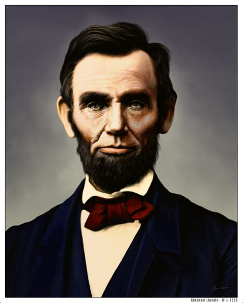 what did abraham lincoln believe american history now freely unequal part i