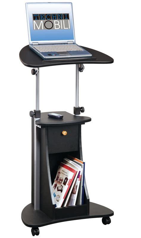 rolling standing desk standing rolling desk 28 images rolling standing desk