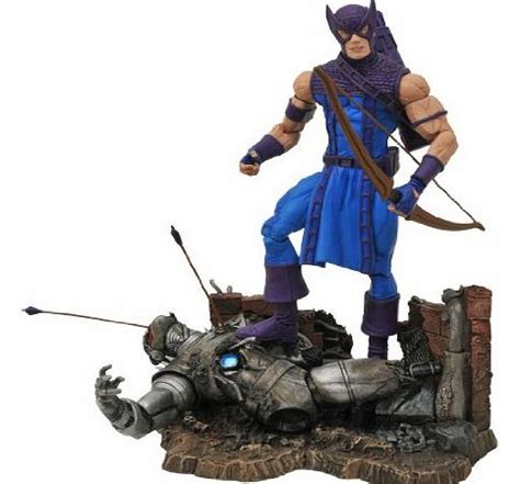 Figure Series Hasbro Classic Hawkeye marvel figures reviews