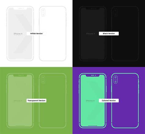 Black Outline Text Photoshop Cs5 by Iphone X Mockup Evatheme