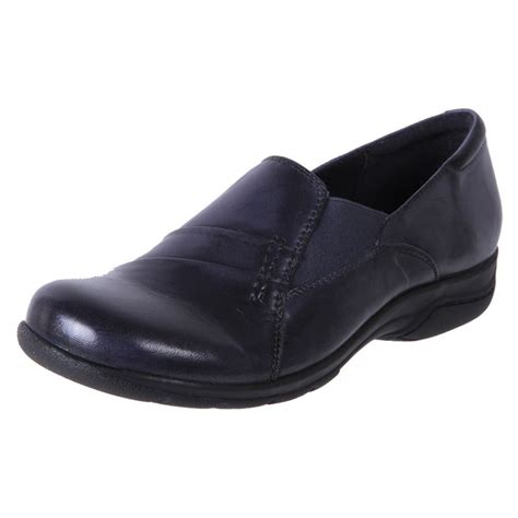 Womens Work Shoes Comfort by Planet Shoes Womens Leather Comfort Slip On Work Shoes