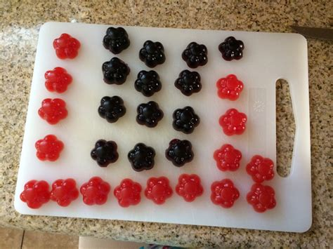 fruit gummies polymer science fruit gummies left brain craft