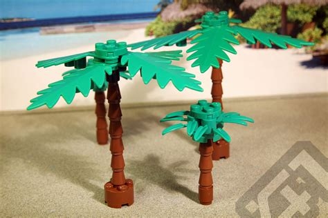 Sets For The Tree - onemorebrick palm tree pack factor41play