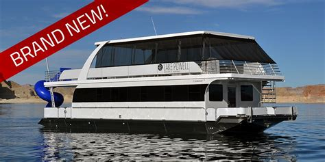 boat rentals at lake powell az deluxe houseboat rentals at lake powell resorts marinas
