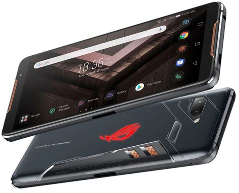 asus rog phone with 6 inch fhd display sd845 announced techandroids