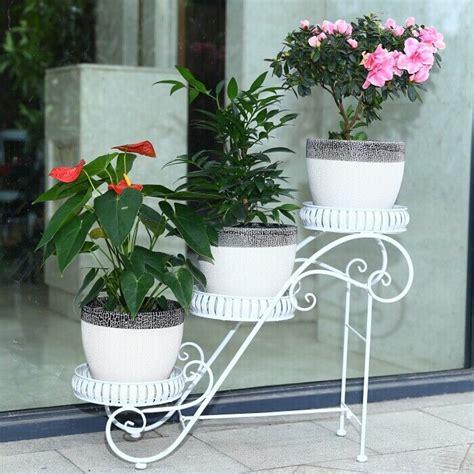 design of flower pot stand 66 24 50cm big size european balcony fower pots shelf