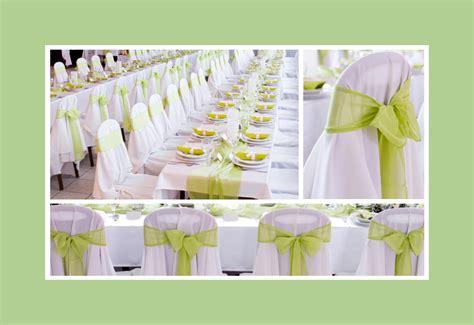 Tafeldeko Hochzeit by Tischdeko 187 Stuhlhussen