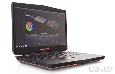 Laptop Alienware 17 alienware 17 2014 review gaming notebooks