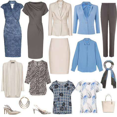 capsule wardrobe to suit your colouring summer capsule