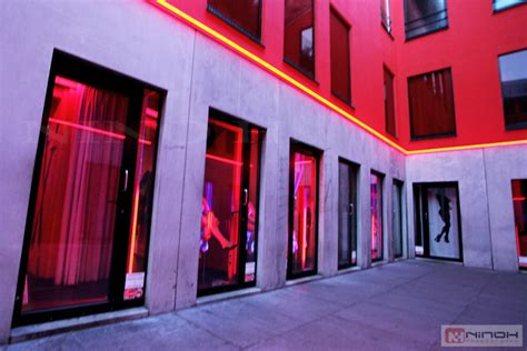 Antwerp Light District by Light District Antwerp Belgium We Went There As