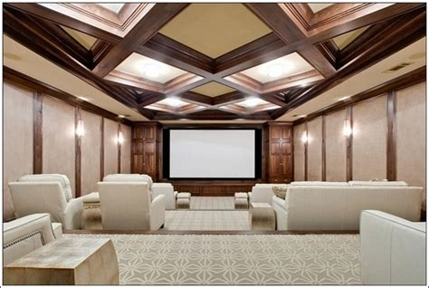 Theater Ceiling Design by Home Theatre Designs For Home Decorating Guru
