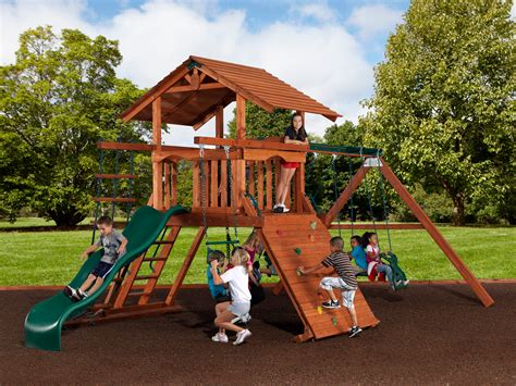backyard adventures backyard adventures mountaineer 1 outdoor playsets gogo papa