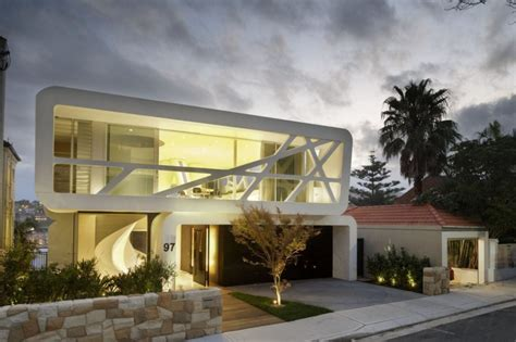 urban modern design urban beach house with ultra modern street presence