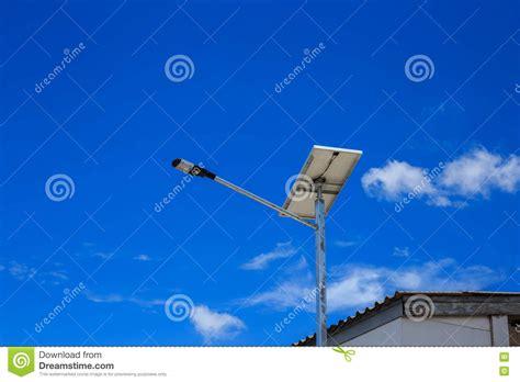 Street LED Lamp,led Light,led Lighting Royalty Free Stock