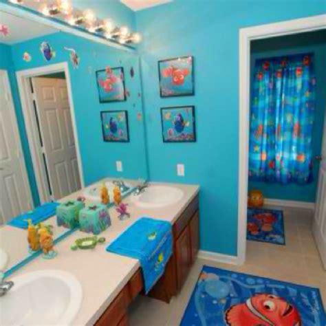 finding nemo bathroom accessories best 25 s bathroom ideas on in shower