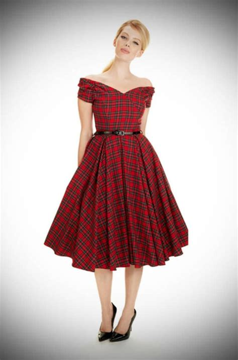 vintage style dresses are from a particular period of
