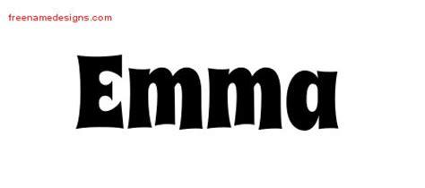 tattoo name emma design emma archives free name designs