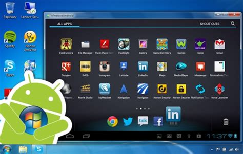 android for windows windroy android emulator for windows 7 windows 8 windows 10 android emulators