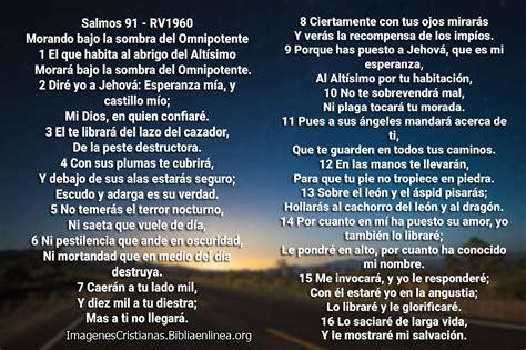 imagenes biblicas salmo 91 imagen cristiana con salmos 91 gratis para descargar e