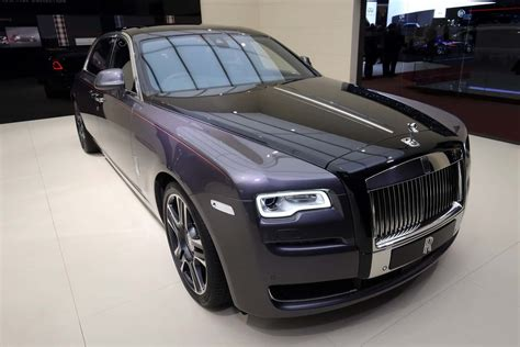 rolls royce ghost elegance shines bright like a