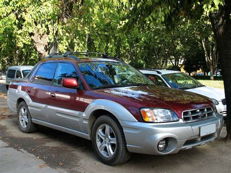 Subaru Baja 2015 Wallpaper 1024x768 23727