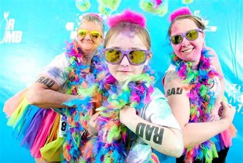 color me rad pictures ev 233 nements color me rad arrive en